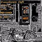 Frenchtown Cafe by DJ Florek
