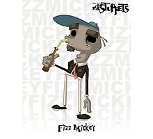 Fizz Mickey Photographic Print