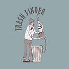 Trash Finder by greg orfanos