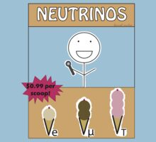 Neutrino Flavors by vanillaneutrino