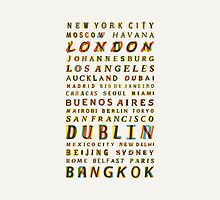 Travel World Cities by fimbisdesigns