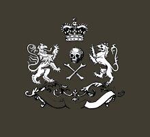 Heraldry Shield Design. Unisex T-Shirt