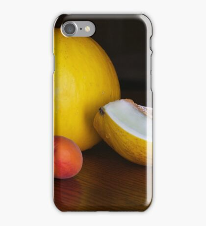 Fruit on the table iPhone Case/Skin