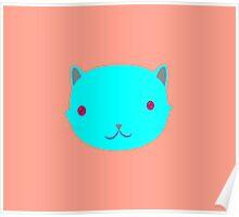 Cat Uno Poster