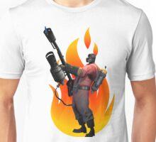 Pyro, Let the burns begin!! Unisex T-Shirt