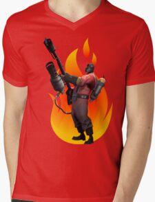 Pyro, Let the burns begin!! T-Shirt