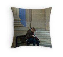 Perspective of Paris - 06 Throw Pillow