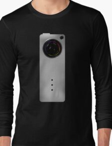 Photographer Shirts - Concept Camera Slim Long Sleeve T-Shirt
