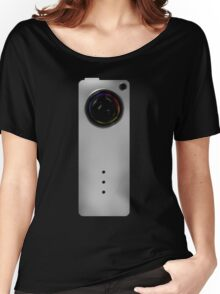 Photographer Shirts - Concept Camera Slim Women's Relaxed Fit T-Shirt