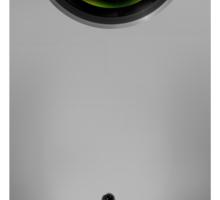 Photographer Shirts - Concept Camera Slim Sticker