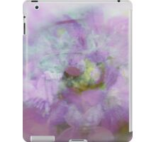 See the World through Flowers - JUSTART © iPad Case/Skin