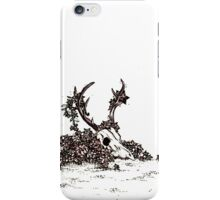 Floral Decay iPhone Case/Skin