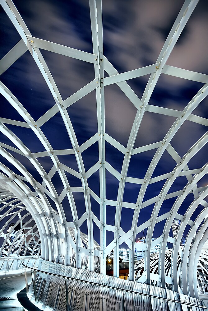 Under The Metal Web by John Conway