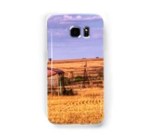 On the farm Samsung Galaxy Case/Skin