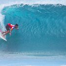 Gabriel Medina Pipe Masters by kevin smith  skystudiohawaii