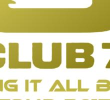 S Club 7 Bring It All Back Tour 2015 Sticker