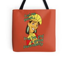 Great Personality Tote Bag