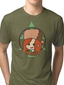 Wendy Corduroy Tri-blend T-Shirt