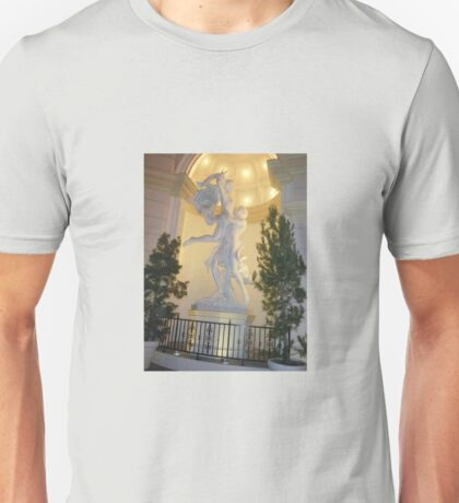Sensual Sculptures  Unisex T-Shirt