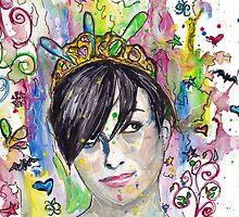 Queen  by bellepickering