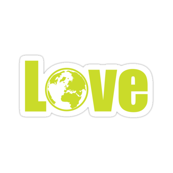 love earth by PixelProtest