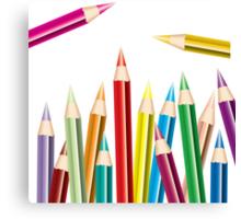 Pencils! Sale! Canvas Print