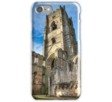Fountains Abbey Ruins iPhone Case/Skin