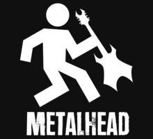 Metalhead Tshirt by PIAL008
