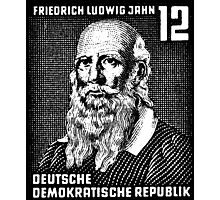 Friedrich Ludwig Jahn (Turnvater) Photographic Print