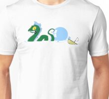 Nessie - Oops! Unisex T-Shirt