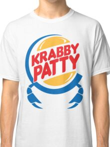 Krabby Patty Classic T-Shirt