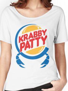 Krabby Patty Women's Relaxed Fit T-Shirt
