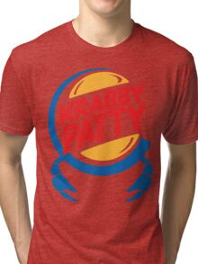 Krabby Patty Tri-blend T-Shirt