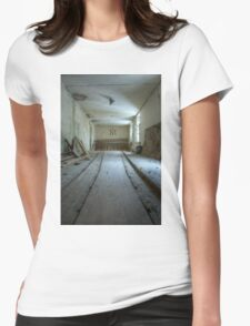 Strike ! Womens Fitted T-Shirt