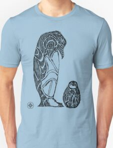emperor penguin sketch T-Shirt