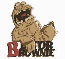 B is for Brownie by Allison Bair