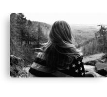 American Forest Canvas Print