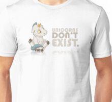 Unicorns Don't Exist Unisex T-Shirt