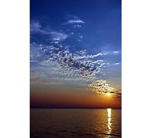 Serenity in the Sunset Photographic Print