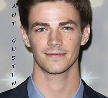 The wonderful Grant Gustin by Emilyf554
