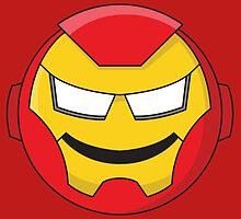 Iron A-Moticon by masciajames