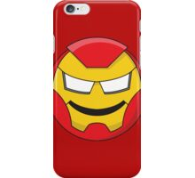 Iron A-Moticon iPhone Case/Skin
