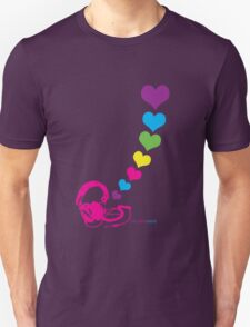 life.love.music Unisex T-Shirt