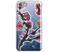 Cherry Blossoms iPhone Case/Skin
