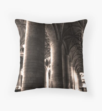 Abbey Throw Pillow