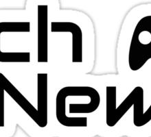 TechNewbs Merch Sticker
