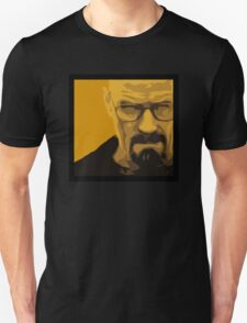 Walter White - Polygon Art Unisex T-Shirt