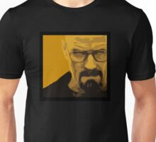 Walter White - Polygon Art Unisex T-Shirt