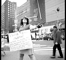 Activist, Layla Love Series. www.allisonkramer.com by Allison Kramer