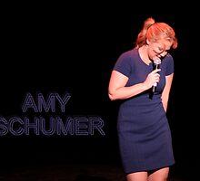 Amy Schumer by ArtsByAlex